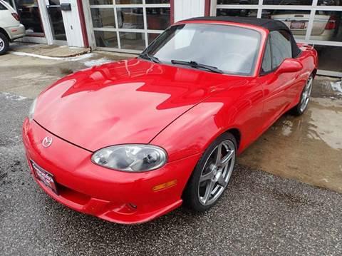 2004 Mazda MAZDASPEED MX-5 for sale in Eastlake, OH
