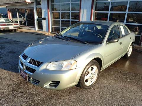 2004 Dodge Stratus for sale in Eastlake, OH