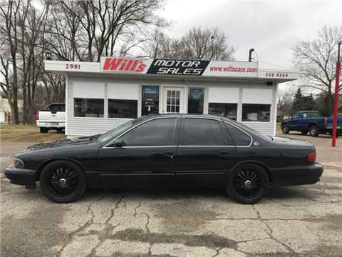 1995 Chevrolet Impala for sale in Grandville, MI
