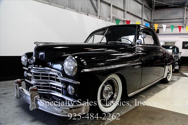 Used dodge wayfarer for sale for 1949 dodge 2 door sedan