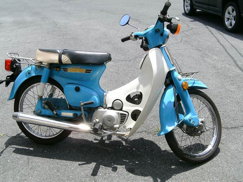1981 Honda Passport