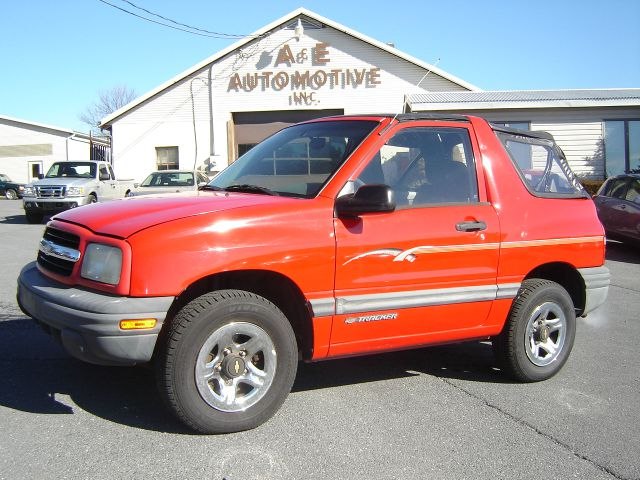 1999 chevrolet tracker 2 door 4wd in harrisonburg. Black Bedroom Furniture Sets. Home Design Ideas