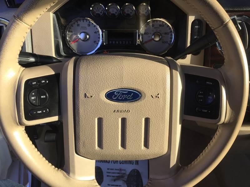 2008 Ford F-250 Super Duty Lariat 4dr Crew Cab 4WD SB - Dickinson TX