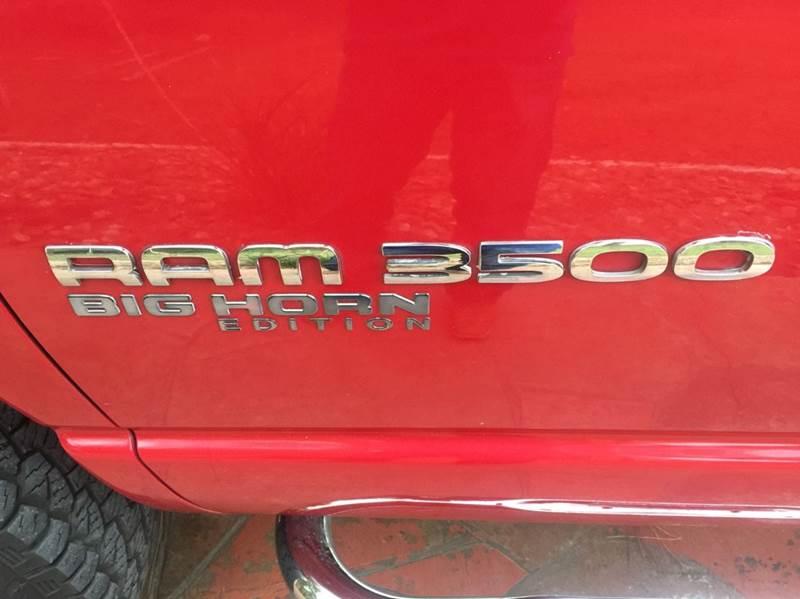 2006 Dodge Ram Pickup 3500 SLT 4dr Quad Cab 4WD LB - Dickinson TX