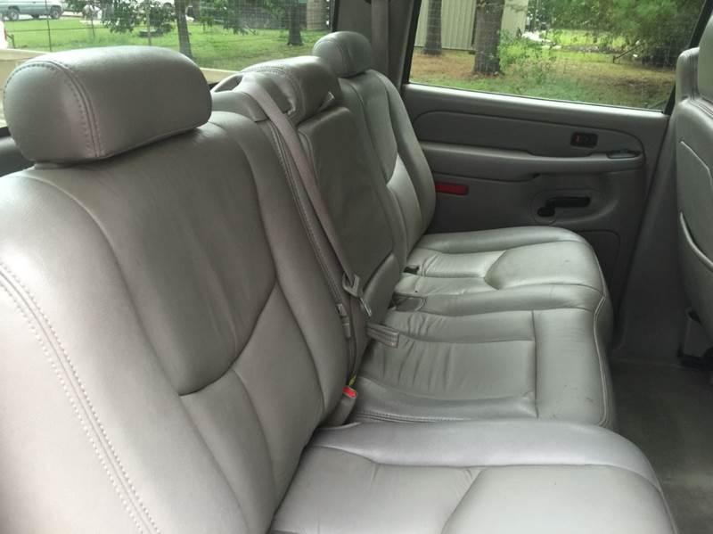 2004 GMC Sierra 2500HD SLE 4dr Crew Cab 4WD SB - Dickinson TX