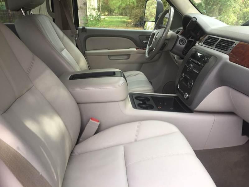 2012 GMC Sierra 2500HD 4x4 SLT 4dr Crew Cab SB - Dickinson TX