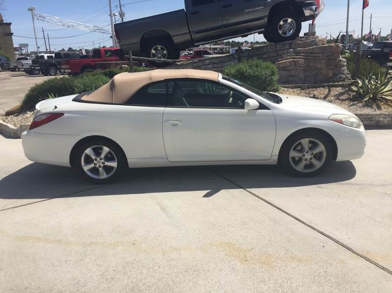 2008 toyota camry solara se v6 2dr convertible 5a in dickinson tx texas truck sales. Black Bedroom Furniture Sets. Home Design Ideas