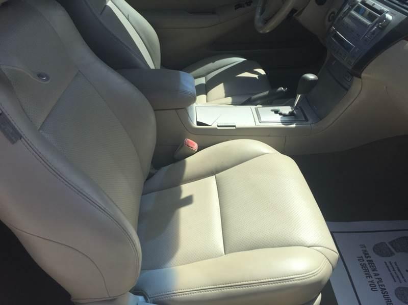2008 Toyota Camry Solara SE V6 2dr Convertible 5A - Dickinson TX