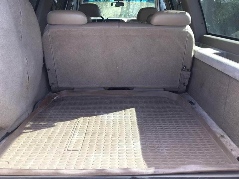 1999 Chevrolet Suburban 4dr K1500 LS 4WD SUV - Dickinson TX