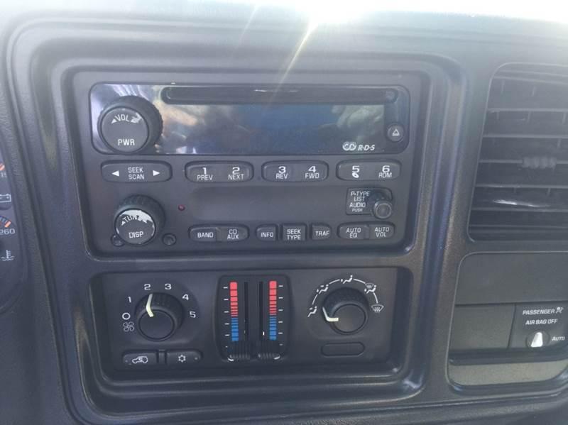 2003 Chevrolet Silverado 1500 Base 2dr Standard Cab Rwd LB - Dickinson TX
