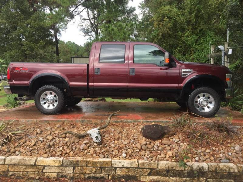 2009 Ford F-250 Super Duty Lariat 4x4 4dr Crew Cab 6.8 ft. SB Pickup - Dickinson TX