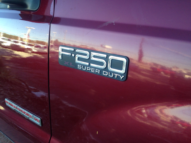 2004 Ford F-250 Super Duty