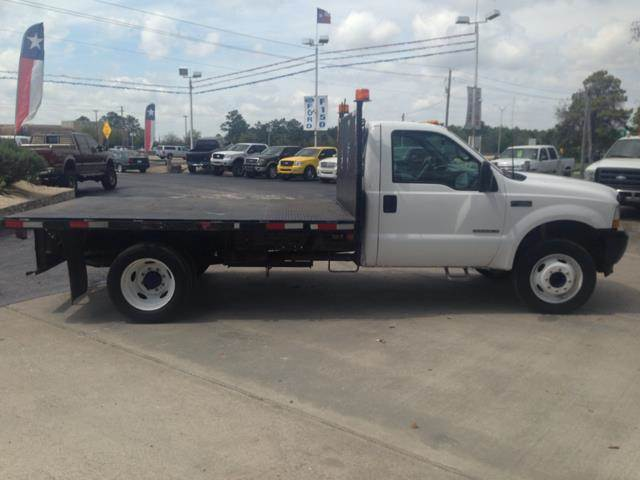 2002 Ford F-450 SD