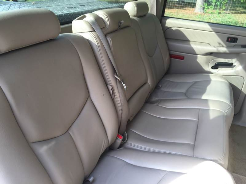 2007 Chevrolet Silverado 1500 Classic LT3 4dr Crew Cab 4WD 5.8 ft. SB - Dickinson TX