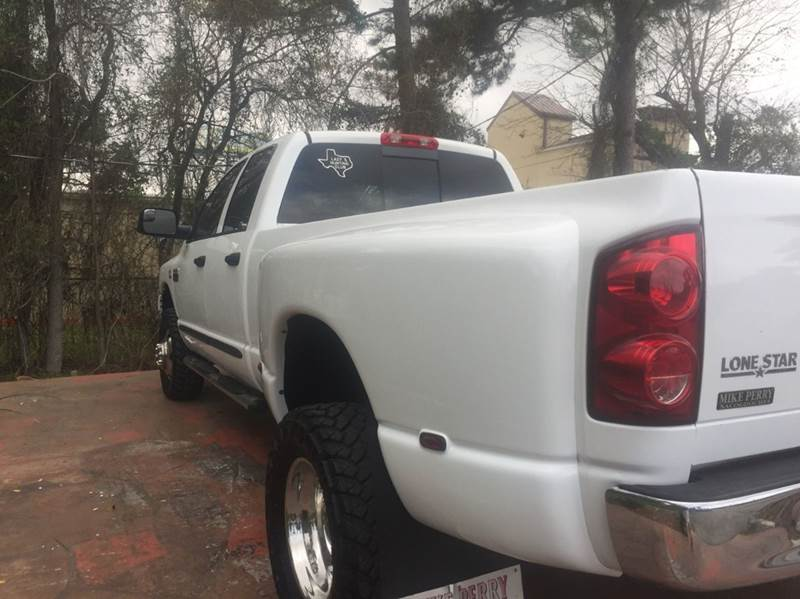 2007 Dodge Ram Pickup 3500 4x4 SLT 4dr Quad Cab LB - Dickinson TX