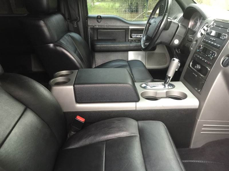 2008 Ford F-150 4x4 FX4 4dr SuperCrew Flareside 6.5 ft. SB - Dickinson TX