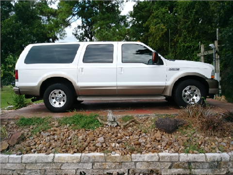 2004 Ford Excursion for sale in Dickinson, TX