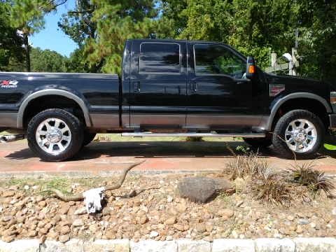 2008 Ford F-250 Super Duty for sale in Dickinson, TX
