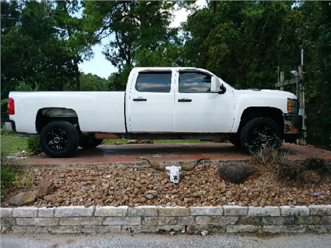 2012 Chevrolet Silverado 2500HD for sale in Dickinson, TX