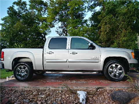 2011 GMC Sierra 1500 for sale in Dickinson, TX