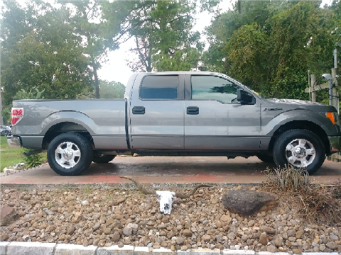 2011 Ford F-150 for sale in Dickinson, TX