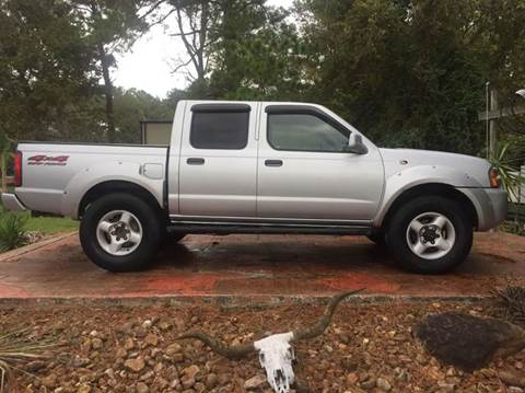 2001 Nissan Frontier for sale in Dickinson, TX