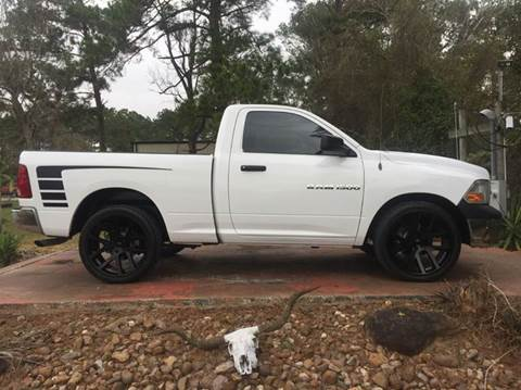 2011 RAM Ram Pickup 1500 for sale in Dickinson, TX