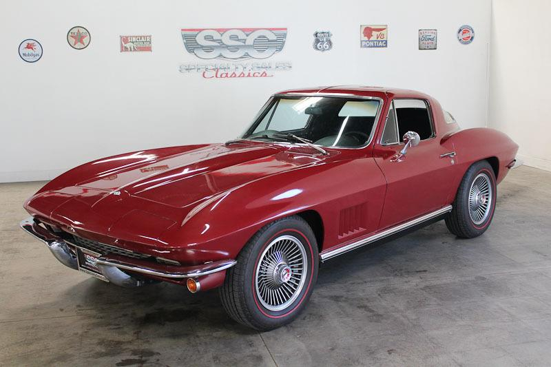 1967 chevrolet corvette for sale in california. Black Bedroom Furniture Sets. Home Design Ideas