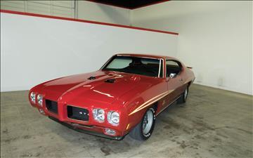 1970 Pontiac GTO for sale in Fairfield, CA