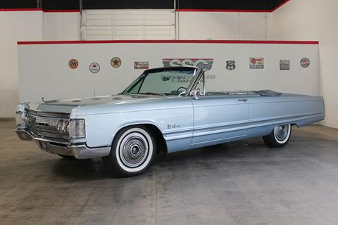 1967 Chrysler Imperial for sale in Fairfield, CA
