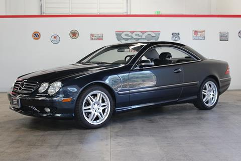 2002 Mercedes-Benz CL-Class for sale in Fairfield, CA
