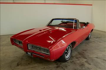 1968 Pontiac GTO for sale in Fairfield, CA