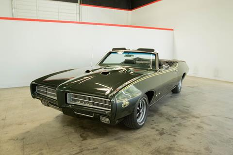 1969 Pontiac GTO for sale in Fairfield, CA