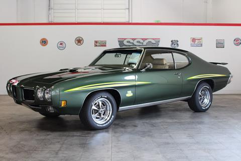 1970 Pontiac Gto For Sale Carsforsale