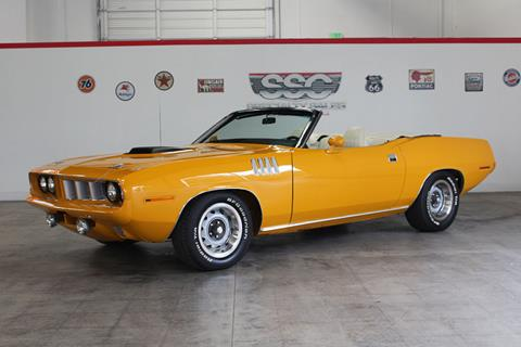 1971 Plymouth Barracuda For Sale - Carsforsale.com®