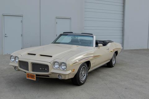 1971 Pontiac GTO for sale in Fairfield, CA