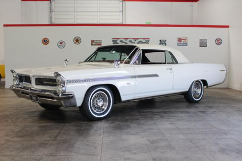1963 Pontiac Bonneville for sale in Fairfield, CA