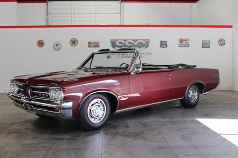 1964 Pontiac GTO for sale in Fairfield, CA