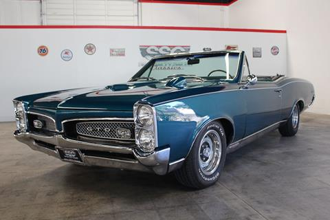 1967 Pontiac GTO for sale in Fairfield, CA