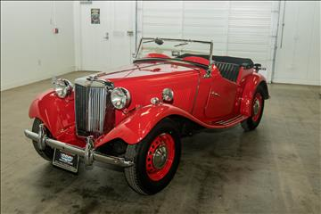 1953 MG TD for sale in Fairfield, CA