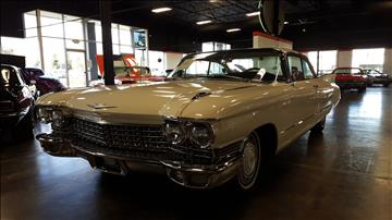1960 Cadillac Series 62 for sale in Fairfield, CA