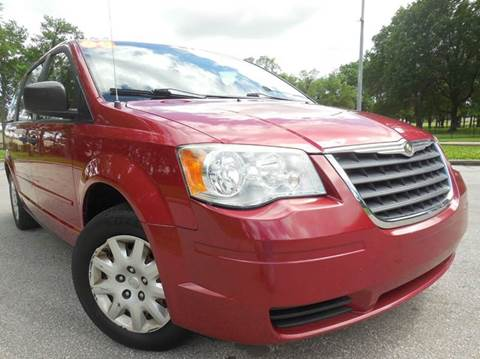 2008 Chrysler Town and Country for sale in Kansas City, MO