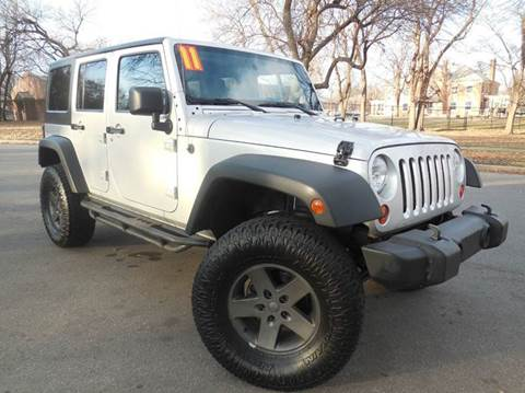 2011 Jeep Wrangler Unlimited for sale in Kansas City, MO