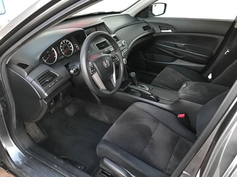 2010 Honda Accord LX 4dr Sedan 5A - Garland TX