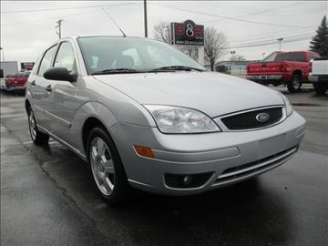 2006 Ford Focus for sale in Clinton Twp, MI