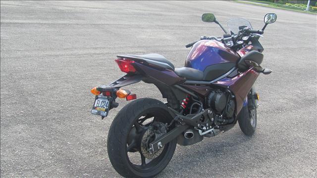 2009 Yamaha FZ6R SPORT BIKE - Loyalhanna PA