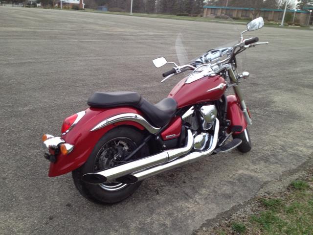 2007 Kawasaki Vulcan  - Loyalhanna PA