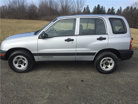 2000 Chevrolet Tracker for sale in Loyalhanna, PA