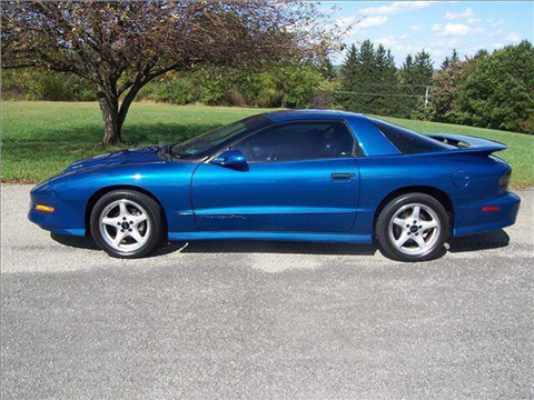 1996 Pontiac Firebird for sale in Loyalhanna, PA