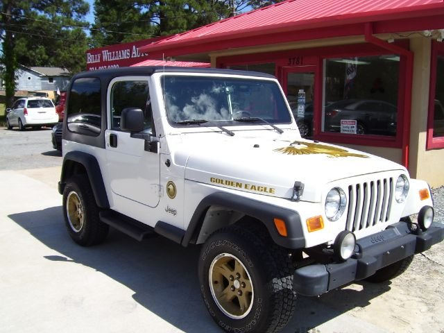 2006 Jeep Wrangler for sale in Phenix City AL